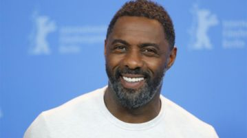 'People' Made Up for Last Year, Name Idris Elba 2018 Sexiest Man Alive