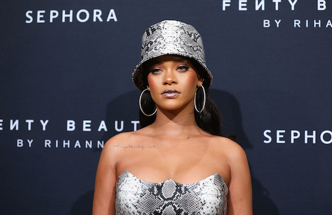 Rihanna Reportedly Snubbed the Super Bowl Halftime Performance