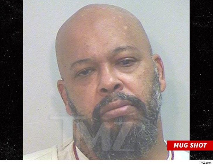 Suge Knight was Transferred to California State Prison to Begin 28-Year Sentence