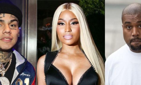 Surveillance Video Captures Gunmen at Music Video Shooting With Tekashi 69, Nicki Minaj, Kanye West