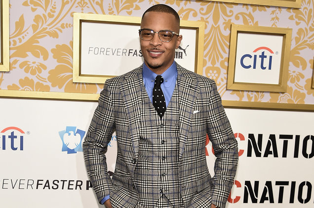 T.I. to Portray 'Hip Hop Cop' in 50 Cent Produced Drama Series