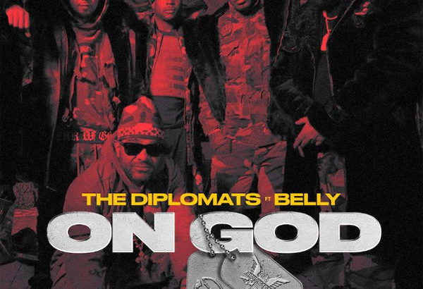 The Diplomats Releases New Single Featuring Belly, Murda Beatz, 'On God'