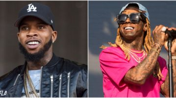 Tory Lanez Teases 'Talk To Me' (Remix) Featuring Lil Wayne