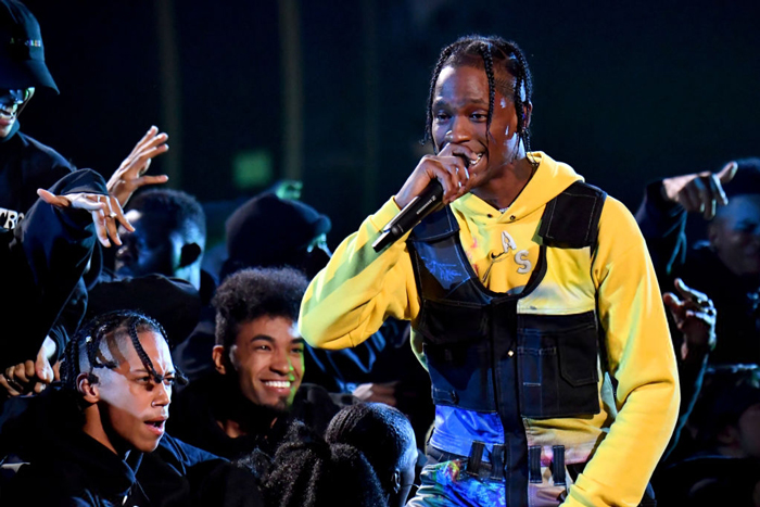 Travis Scott Gave Free Astroworld Festival Tickets for Voters at Houston Polls