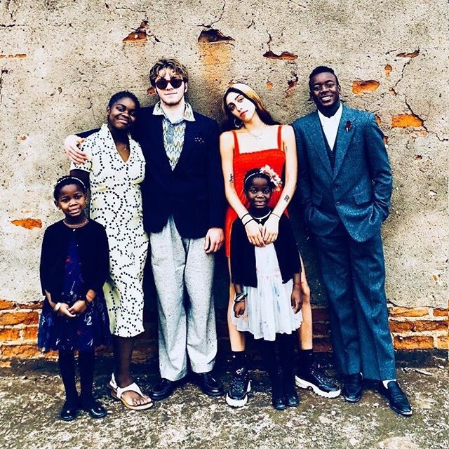 Madonna Observed Thanksgiving In Malawi With All Six Of Her Children