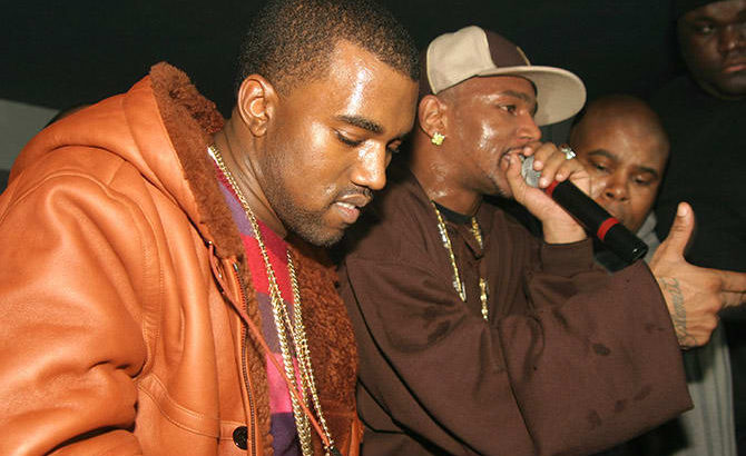 Cam'ron Calls Kanye West Uncle Tom on The Diplomats New Album
