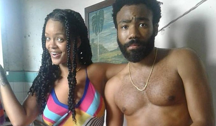 Donald Glover Teases Secret Movie With Rihanna, 'Guava Island'