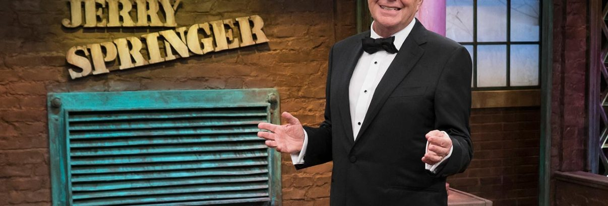 Jerry Springer Makes Return to TV on Court Series, 'Judge Jerry'