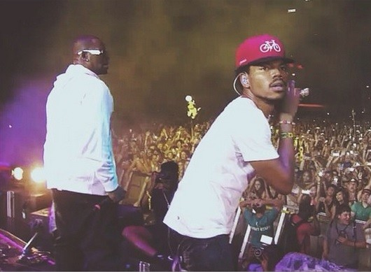 "Chance The Rapper Says Making Music With R. Kelly Was a ""Mistake"""