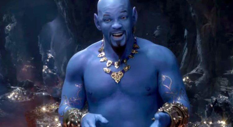 [WATCH] Aladdin's Grammy Trailer Unveils Blue Will Smith