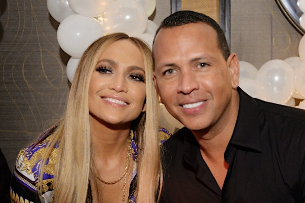 Jennifer Lopez Shared Photos of A-Rod's Proposal