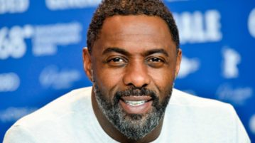 Idris Elba Says he Wants to be Like Donald Glover