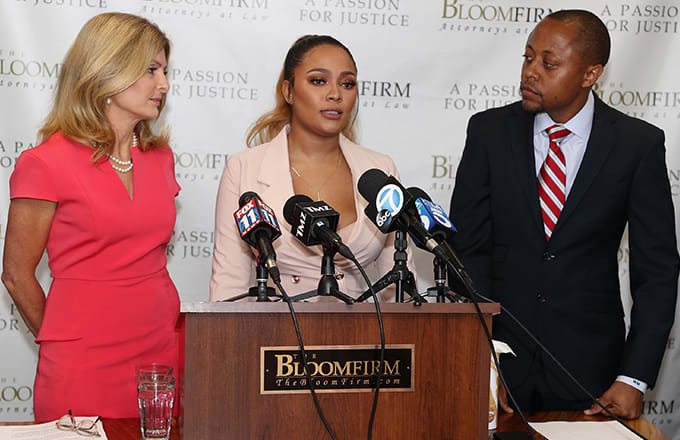 Bench Warrant Reportedly Issued for Teairra Mari