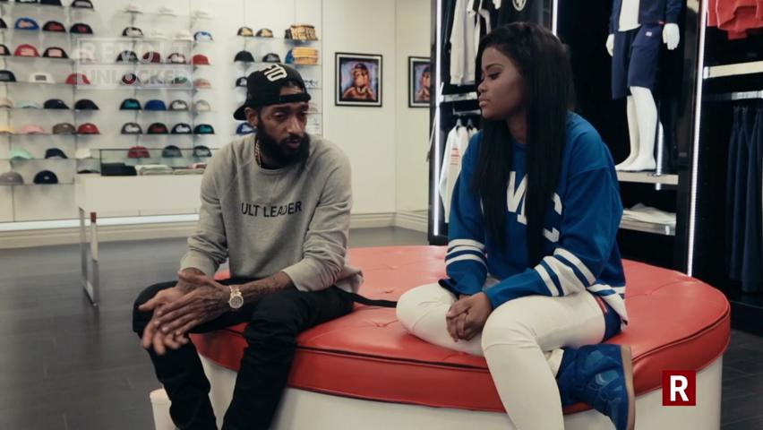 Karen Civil Shuts Down Claims That Tickets Will be Sold at Nipsey Hussle's Funeral