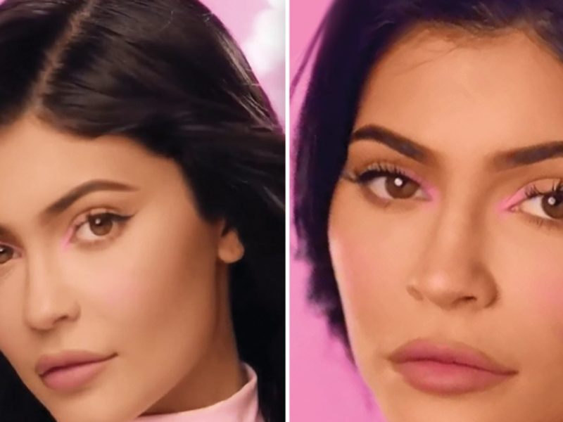 Kylie Jenner Announces Kybrow Collection + Previews New Travis Scott Music