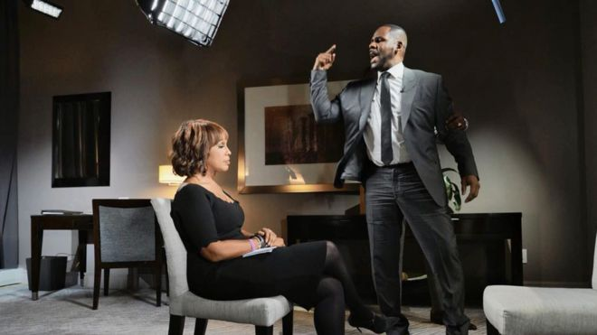 R. Kelly Was Reportedly Pleased With his 'Passionate' Gayle King Interview