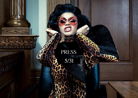 Cardi B Releases Highly Anticipated Single, 'Press'