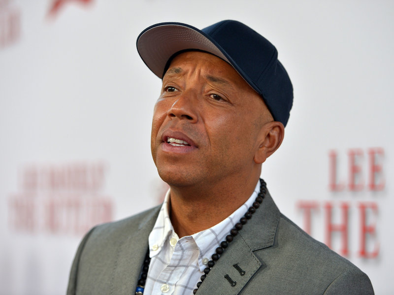 Russell Simmons Says Sexual Misconduct Allegations are 'Shameful' and 'Untrue'