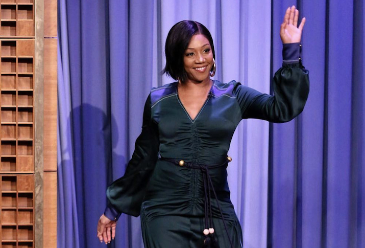 Comedian Tiffany Haddish is Afraid to have Children Due to Racism