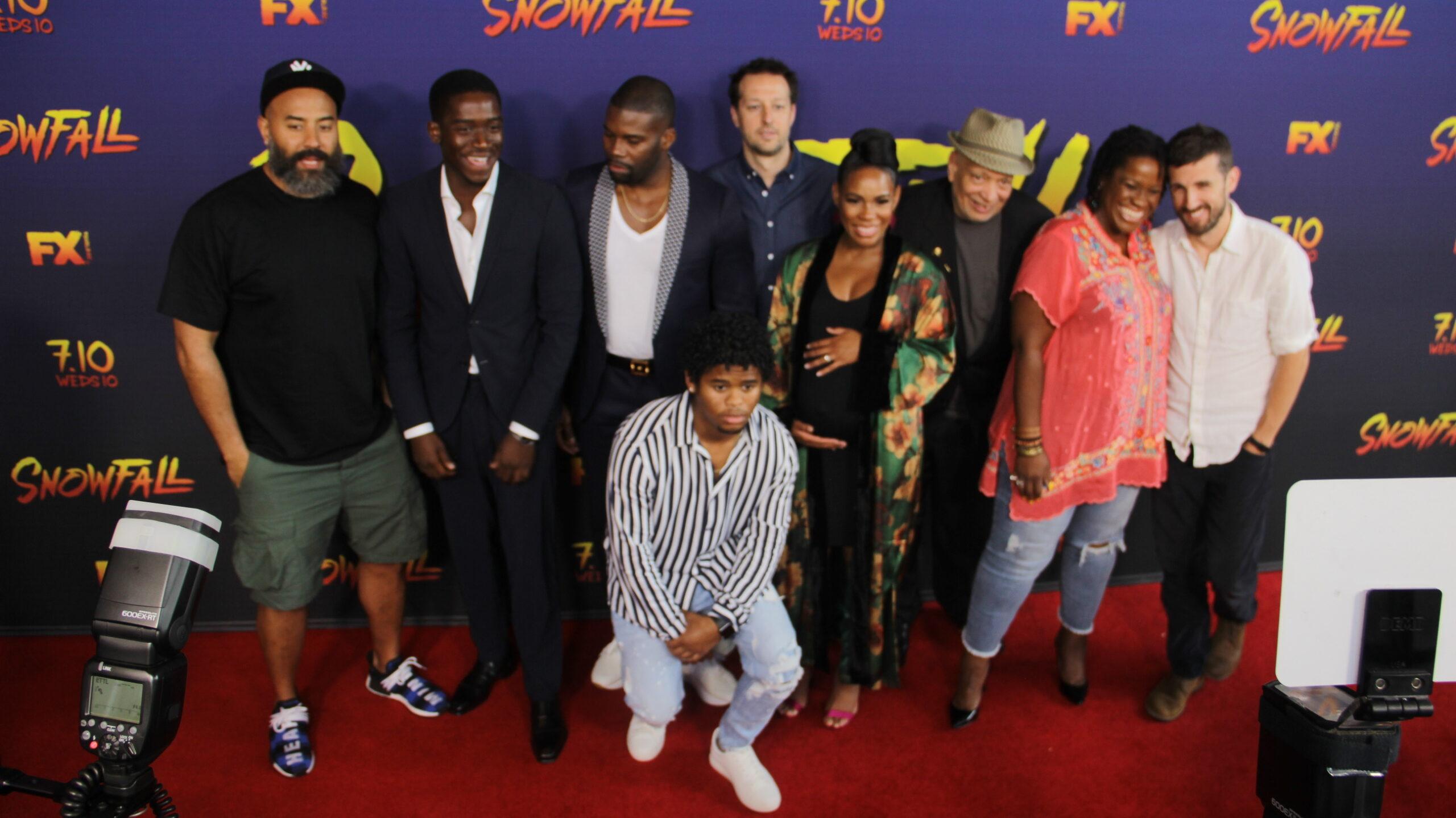 'Snowfall' Cast Talk John Singleton's Legacy at NYC Season 3 Premiere
