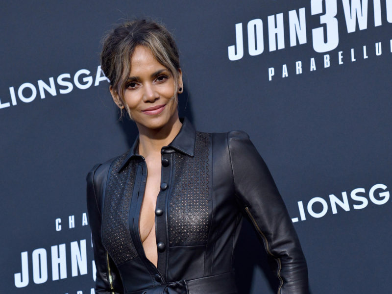 Halle Berry Recalls Making Herself Orgasm at 11-Years-Old