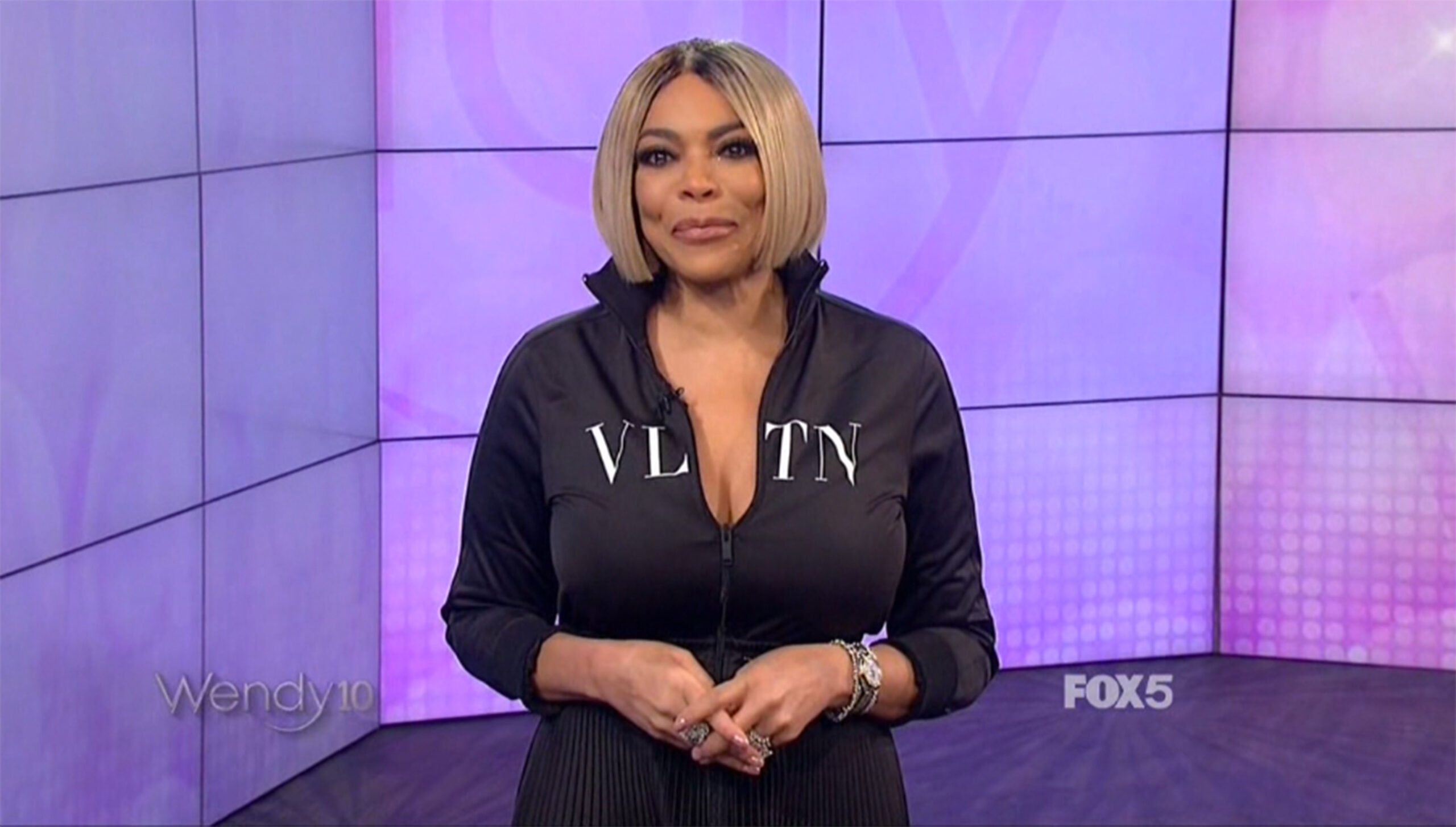 Wendy Williams Speaks Candidly About Lymphedema Foot Condition In Deleted Post