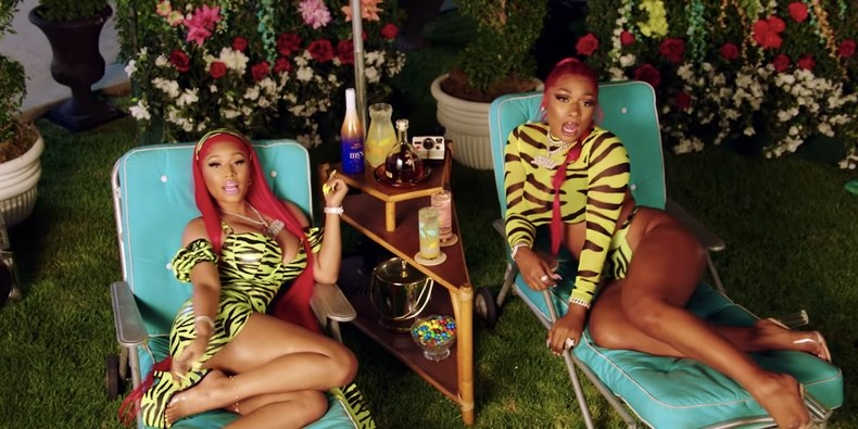 6 Favorite Moments of the 'Hot Girl Summer' Music Video