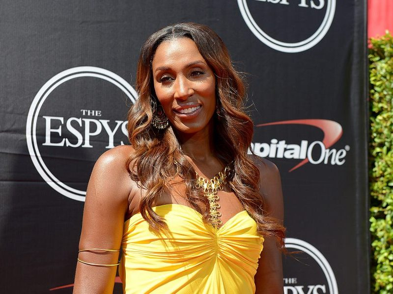 Lisa Leslie to Receive Statue Outside of Staples Center