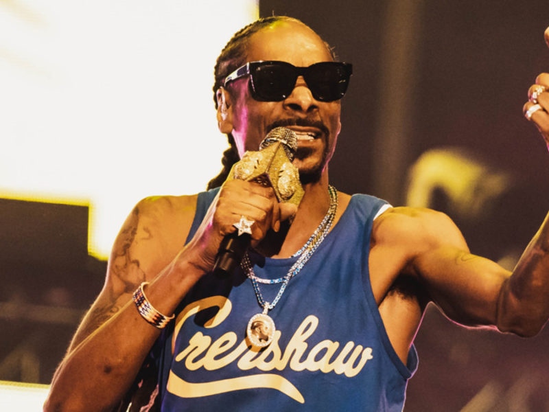 Snoop Dogg Says Donald Trump F*cked Up the Presidential Criteria