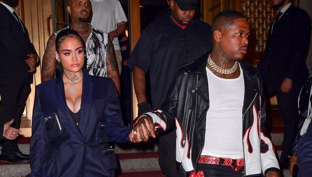 YG and Kehlani Spark Dating Rumors After Appearing at NYFW Together
