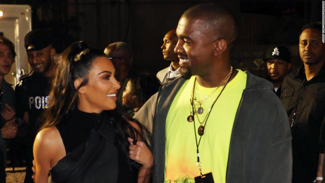 Kim Kardashian and Kanye West Are Reportedly 'Still Together' But Living 'Separate Lives'