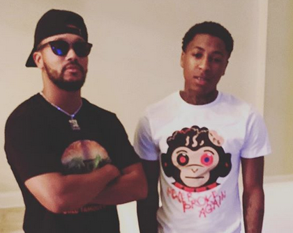 EXCLUSIVE: Romeo Miller Describes his Conversation With NBA YoungBoy: 'I Met a Version of My Dad'