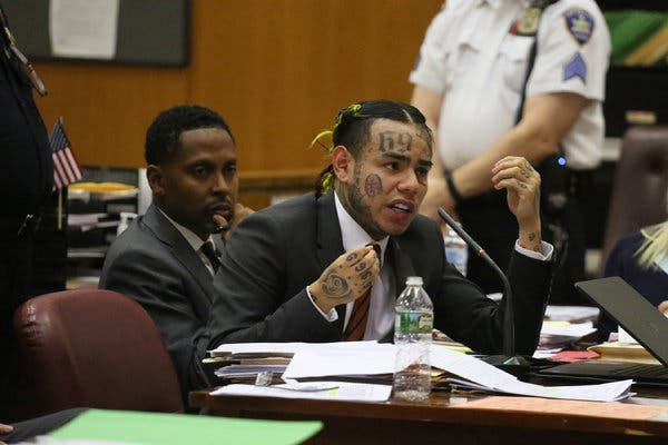 Tekashi 6ix9ine's Sentencing Reportedly Moved Up to December 18, 2019