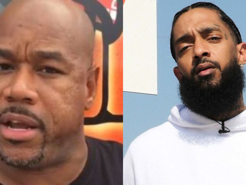Wack 100 Reportedly Said Nipsey Hussle Wasn't Bout That Life in Never Before Heard Audio