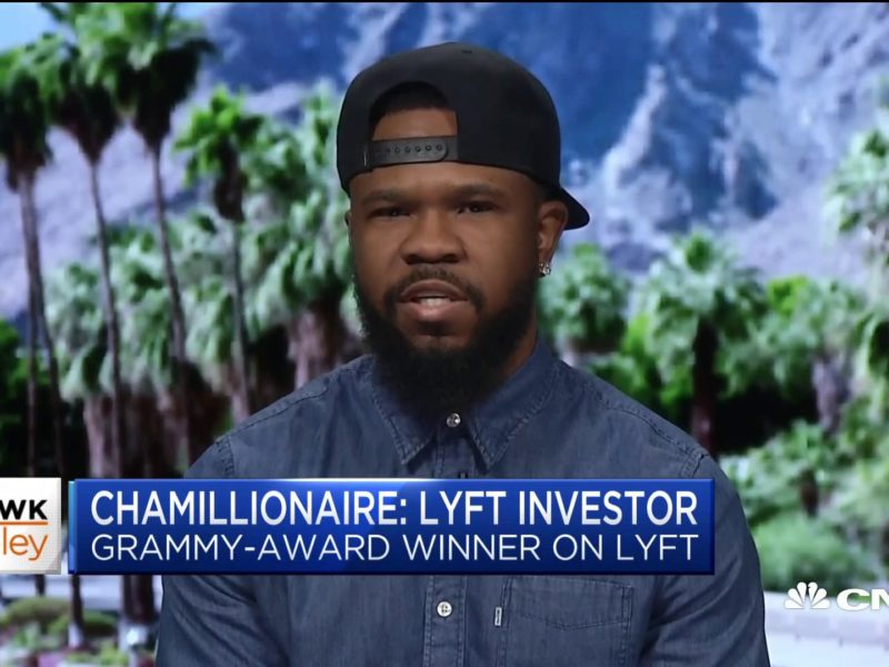 Chamillionaire Launches $100K Competition for Minority and Women-Owned Startups