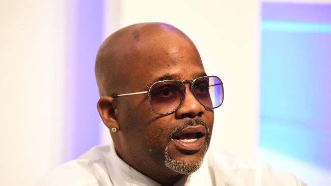Dame Dash Calls TMZ 'Corny' for Reporting That he's 'Broke' and Has No Salary