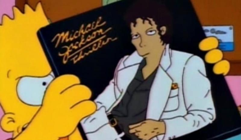 Disney+ Removes 'The Simpsons' Michael Jackson Episode