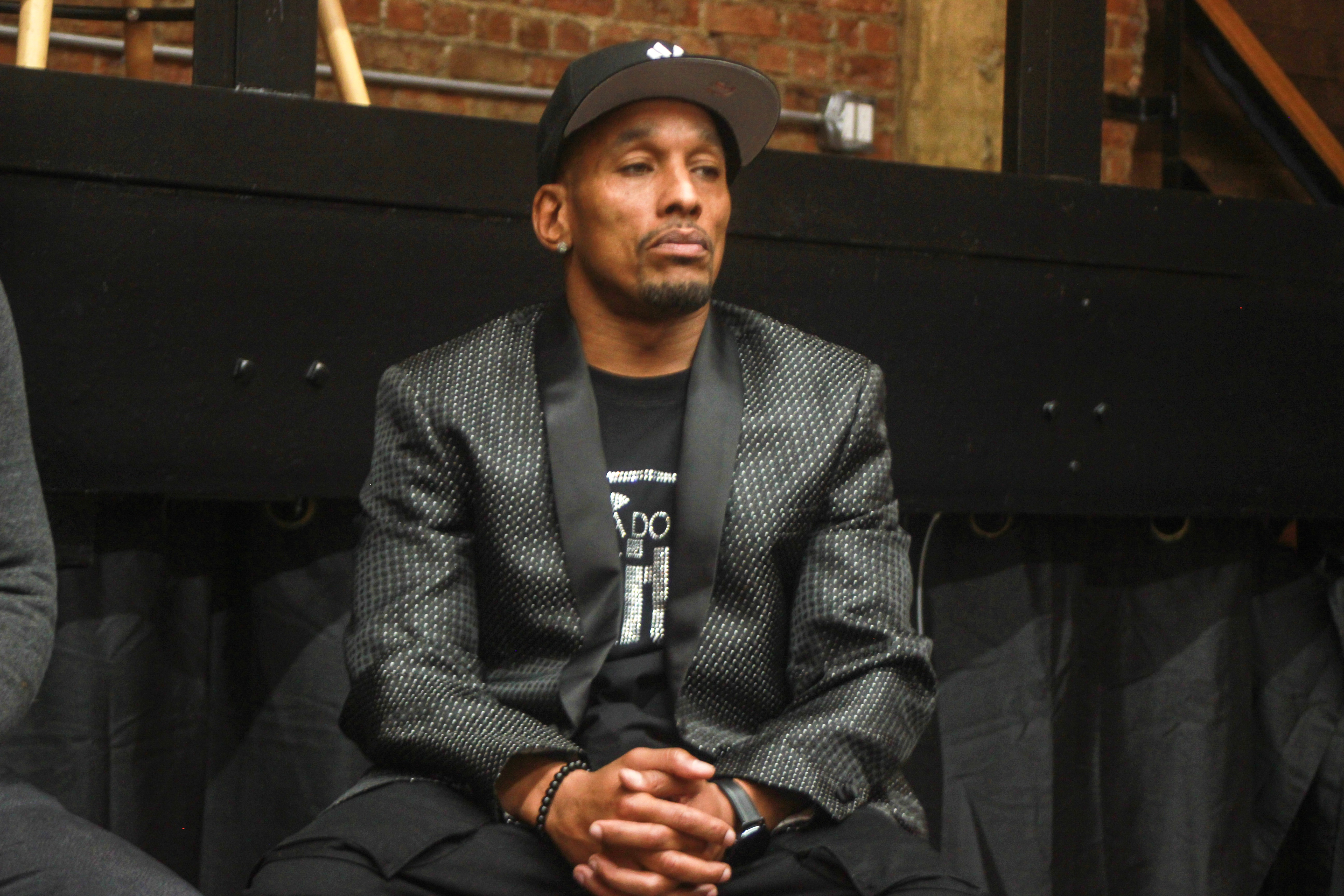 Korey Wise is Working on his Own Clothing Line