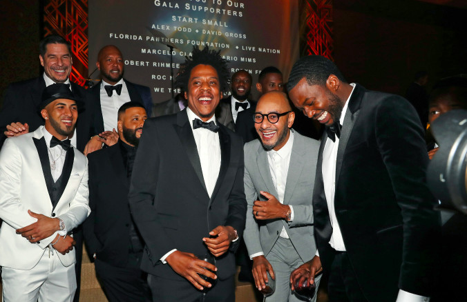 JAY-Z Raised $6 Million at Inaugural Shawn Carter Foundation Gala