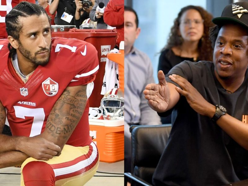 JAY-Z Was Reportedly Involved in Colin Kaepernick's Private Workout With the NFL