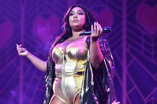 Lizzo Leads 2020 Grammy Nominations With 8 Nods