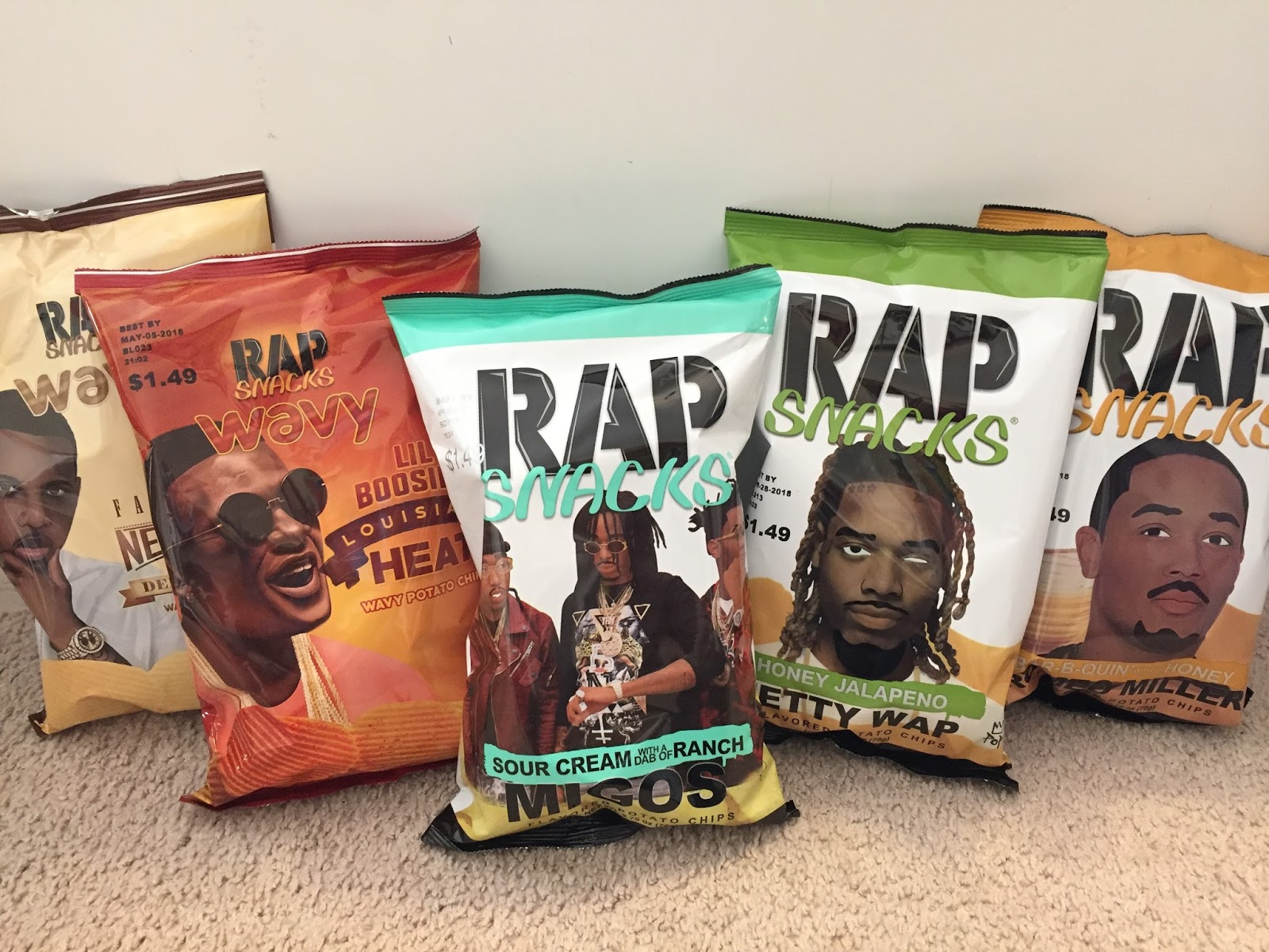 Master P's Rap Snacks Will be Available in Over 4,000 Walmart Locations