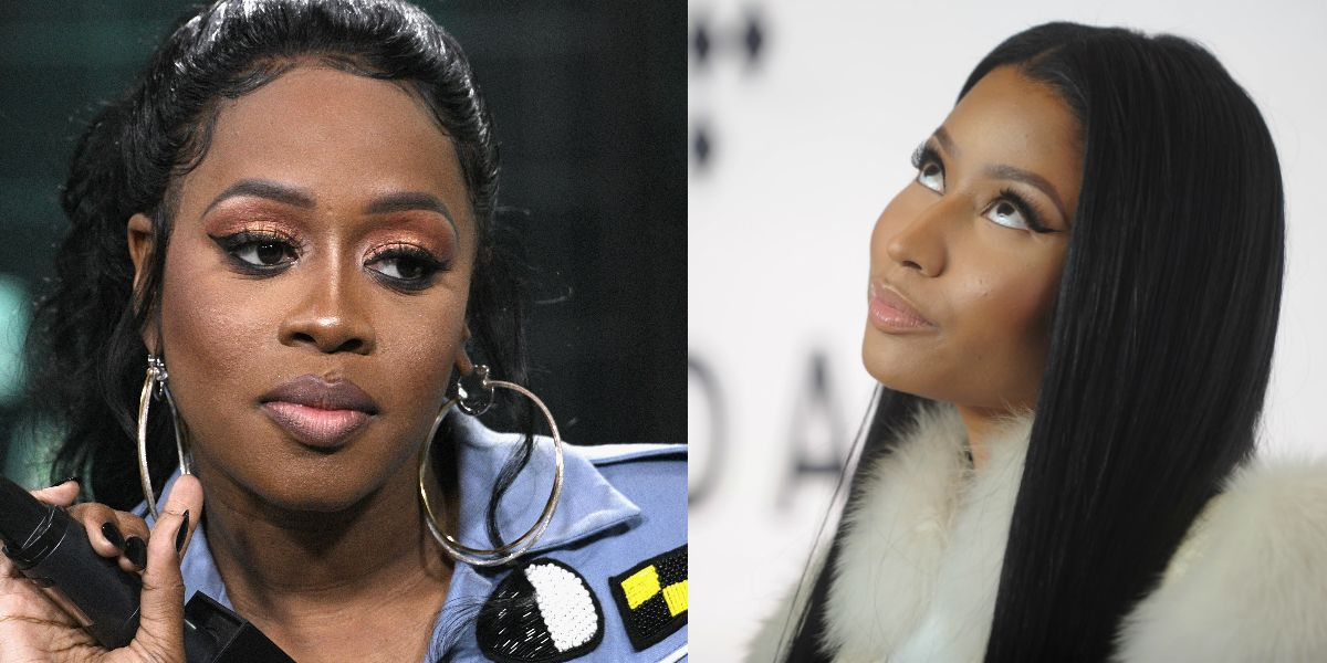 Remy Ma Reveals That She Made an Agreement With Nicki Minaj Not to Beef When She Was Released in 2014