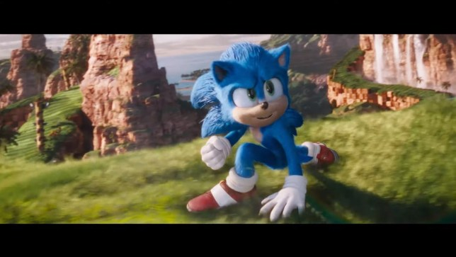 Sonic Gets a Make Over in New Live-Action Trailer