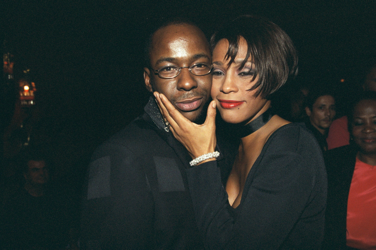 Whitney Houston's Best Friend Confirms Bobby Brown Didn't Introduce the Singer to Cocaine