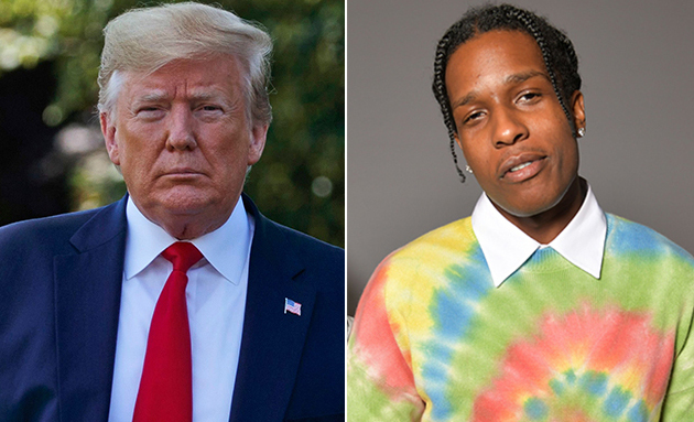 Impeachment Inquiry: Donald Trump Was Reportedly Advised to Let A$AP Rocky 'Get Sentenced, Play the Racism Card' in Sweden