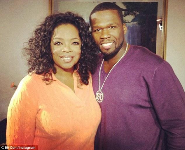 50 Cent Slams Oprah Winfrey for Targeting Black Sexual Predators