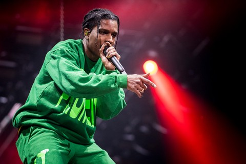 A$AP Rocky Responds to Alleged Sex Tape Leak