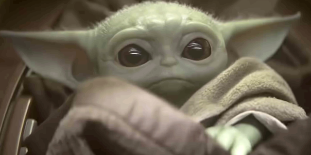 Baby Yoda is the Top Google Search of 2019