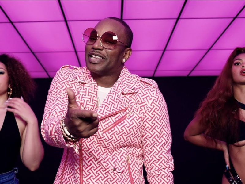 Cam'ron Releases Visuals for 'Believe in Flee'